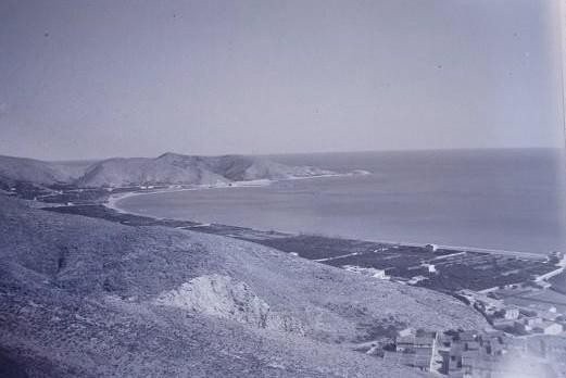 Bahía de los Naranjos 1930