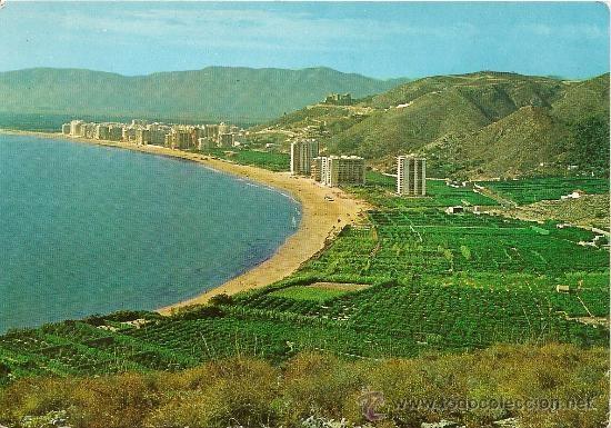 Bahía de los Naranjos década 1960