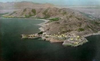 Cabo de Cullera sobre la década de los 50