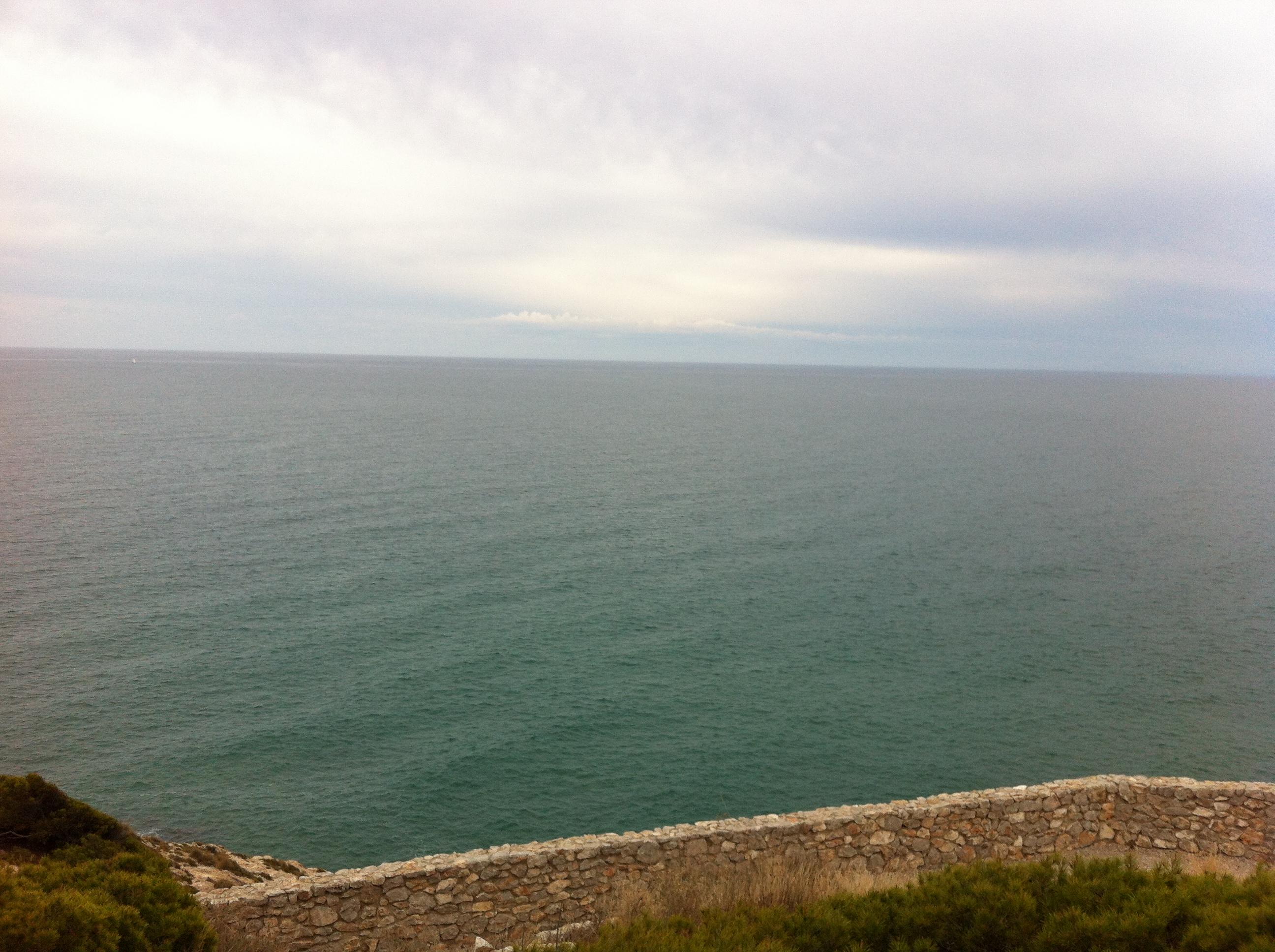 Mirador Cap del Faro en el perímetro de la antigua Torre.