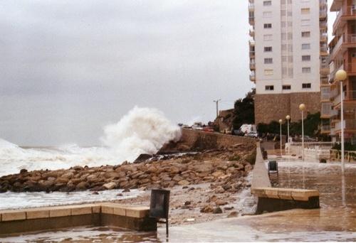 Temporal Faro Noviembre 2001