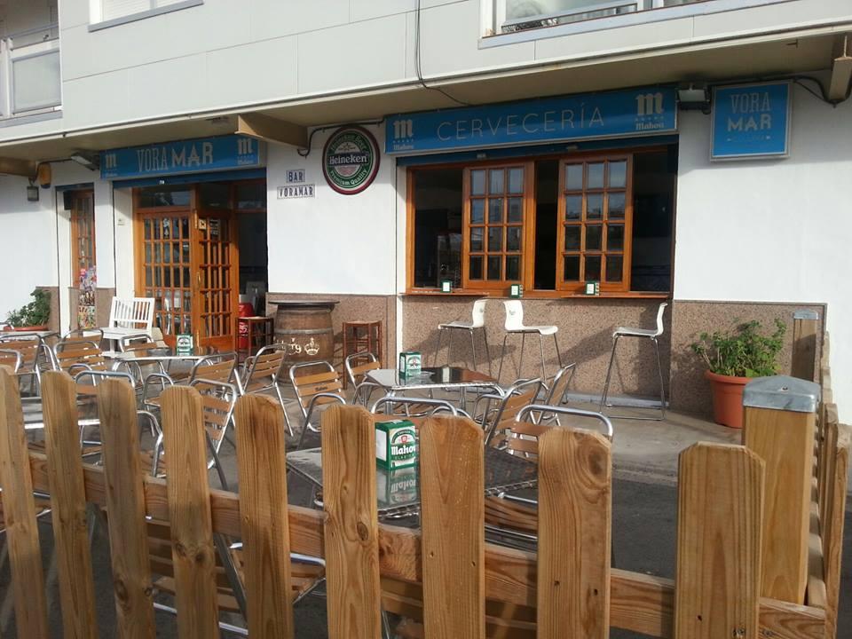 Bar restaurante Voramar