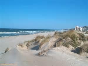 Dunas de la playa del Dosel