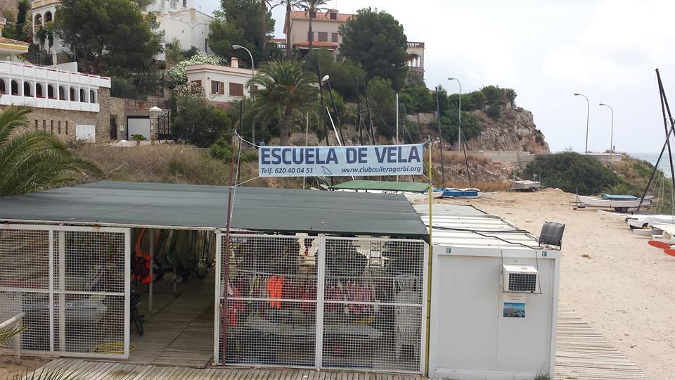 Escuela de vela Garbí