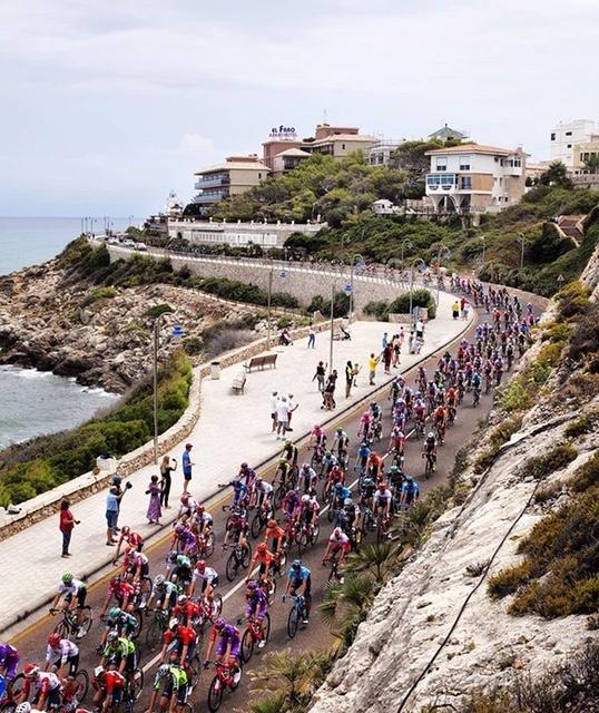 La Vuelta 2021 en Cullera