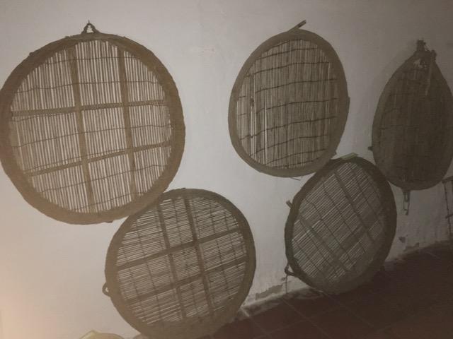 Materiales museo del arroz Cullera