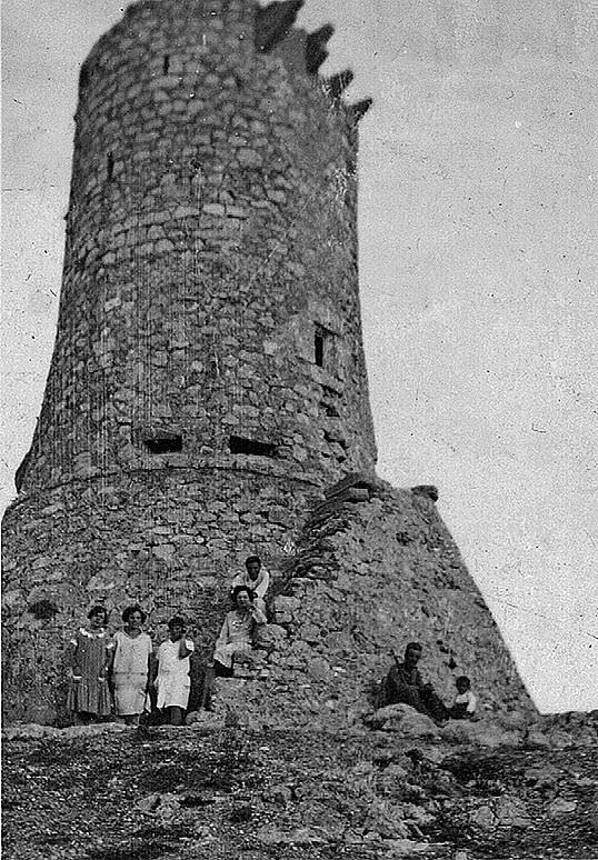Torre del Cap de Cullera.