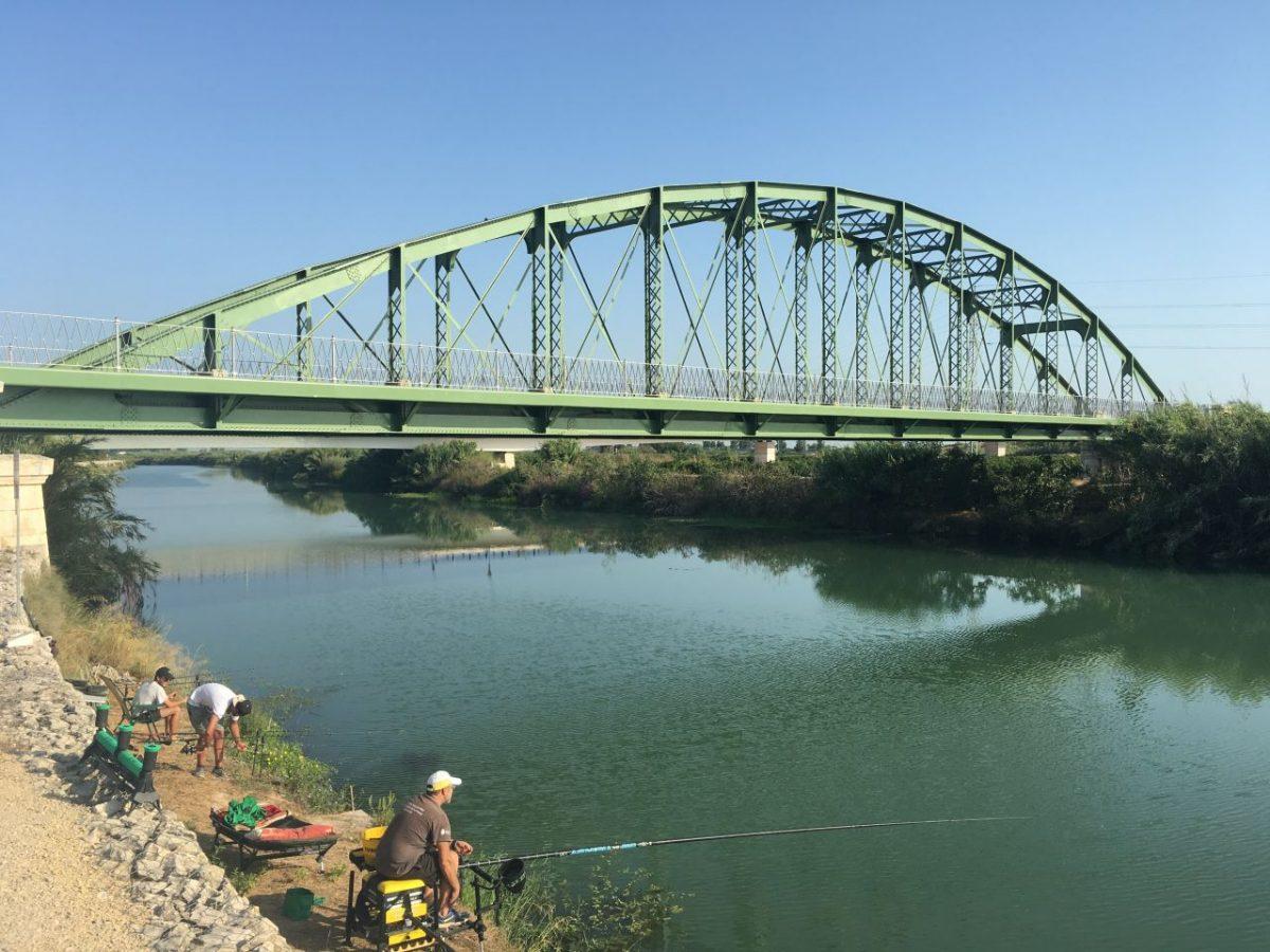 Pont de Ferro de Fortaleny